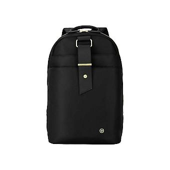 "Wenger ALEXA 16"" Womens Laptop Backpack with Tablet Pocket In Black {12 Litres}"
