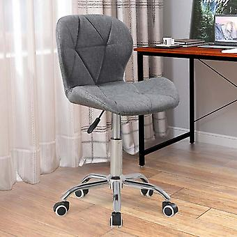 Office Chair Pu Leather Cushioned