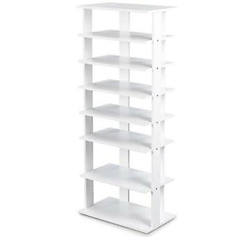 Shoe Rack Free Standing Concise Shelves