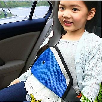 Protection Triangle Car Safe, Fit Seat Belt For Adjuster Device, Auto Safety