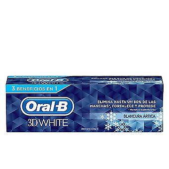 Toothpaste Whitening 3d White Oral-B (75 ml)