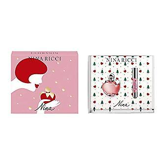 Nina Ricci Luna Gift Set 50ml EDT + 10ml EDT Rollerball