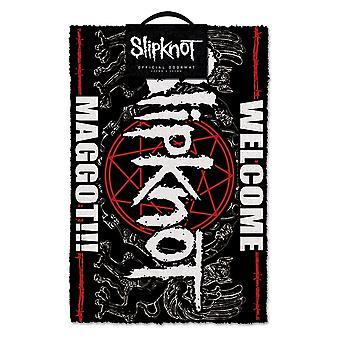 Slipknot Welcome Maggot Door Mat