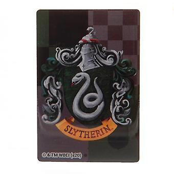 Harry Potter Koelkast Magneet Slytherin