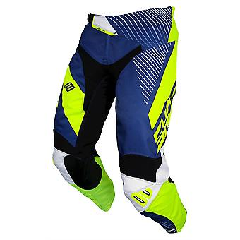 Shot Aerolite Optica Yellow Adults MX Pants