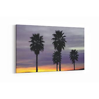 Malerei - Palmen - 90x60cm