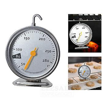New Stainless Steel Oven Thermometer Hang Or Stand