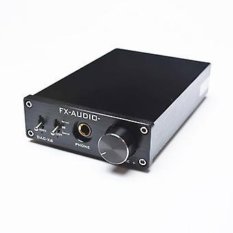FX Audio DAC-X6 DAC 24BIT/192 HiFi vahvistin