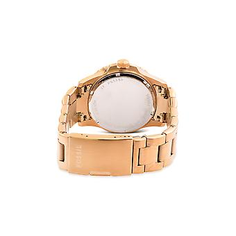 Fossil FB-01 Gold-Tone Stainless Steel Mens Watch FS5658