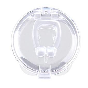 Magnetic Anti Ronflement dilatateur nasal Arrêter ronflement nez Clip Dispositif