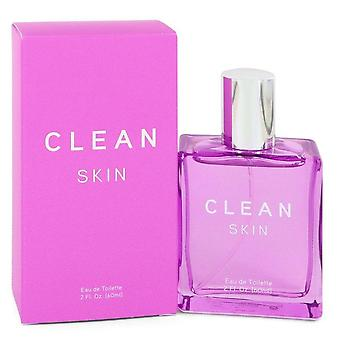 Clean Skin Eau De Toilette Spray By Clean 2 oz Eau De Toilette Spray