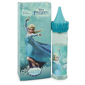 Disney Frozen Elsa Eau De Toilette Spray (Castle Packaging) By Disney 3.4 oz Eau De Toilette Spray