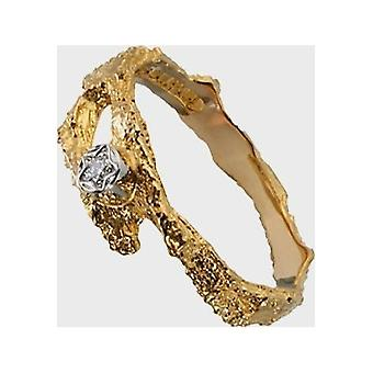 Kalevala Ring Damen Diamond pond 14K Gold Diamant 145148102185 Ringweite 58