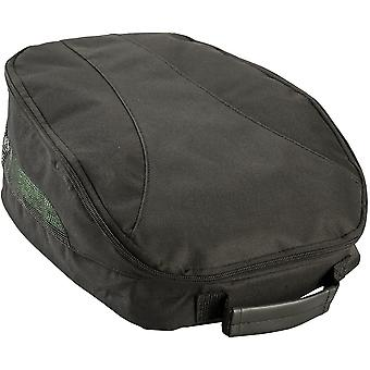 IZZO Golf Shoe and Accessories Storage Bag - Black