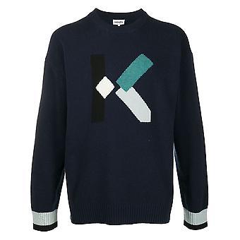 K Logo Sweater