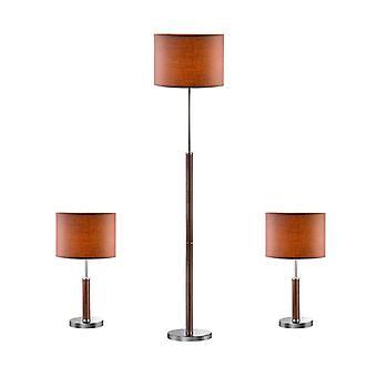 Lámpara De Escritorio Clásico Barnett Bronce