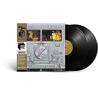 Marley,Bob & The Wailers - Babylon By Bus [Vinyl] USA import