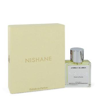 Ambra Calabria Extrait De Parfum Spray (Unisex) By Nishane 1.7 oz Extrait De Parfum Spray