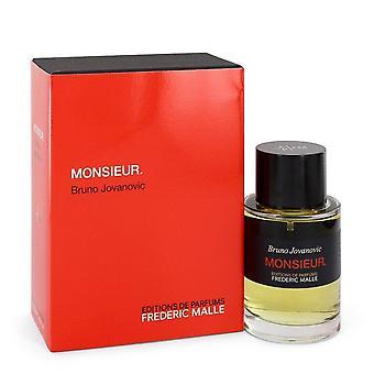 Monsieur Frederic Malle Eau De Parfum Spray By Frederic Malle 3.4 oz Eau De Parfum Spray