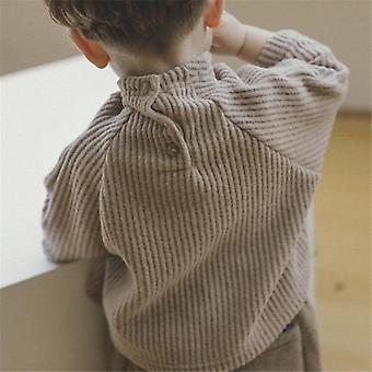 الخريف الطفل السراويل، وسراويل حزام كوردوري