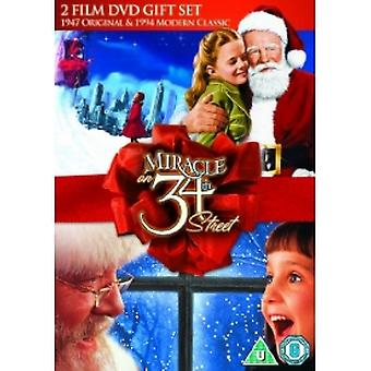 Miracle On 34th Street 1947 & 1994 Doppelpack DVD