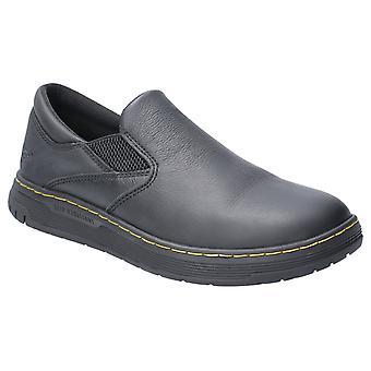 Dr martens brockley sr safety shoes womens