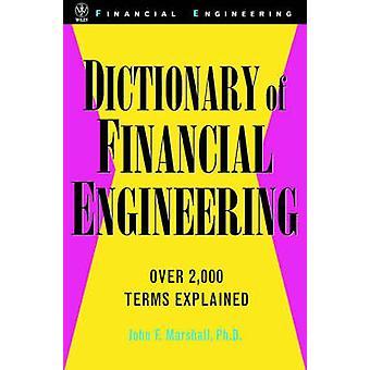 Taloustekniikan sanakirja Kirjoittanut John F. Marshall - 97804712429