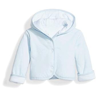 Mond und zurück Baby Reversible Jacke mit Kapuze