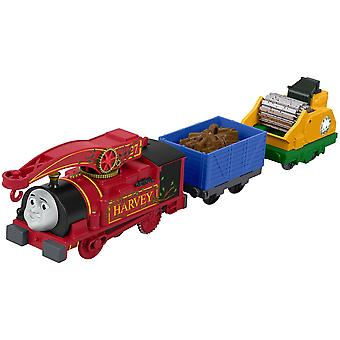 Trackmaster Thomas & Friends Helpful Harvey Figure