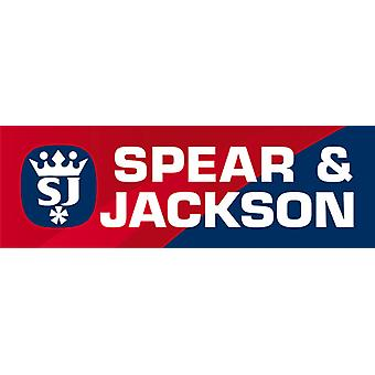 Spear and Jackson SJ-BSH25 Bricklayers Hammer Short Pattern 25oz Hickory Handle