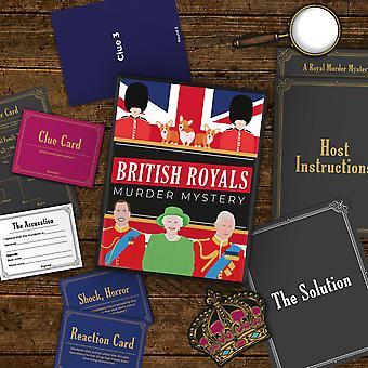 Royal murder mystery
