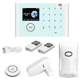 CS118 WiFi+GSM+GPRS 3 IN 1 Verkon älykäs kotihälytysjärjestelmä