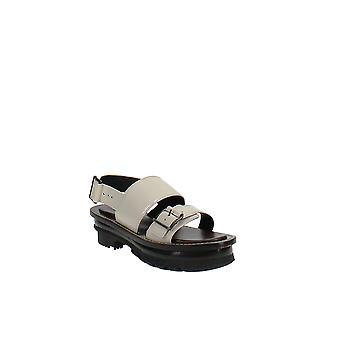 Marni | Leather Slingback Platform Sandals