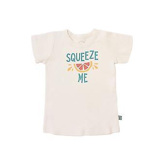 Finn + Emma Luomupuuvilla graafinen t-paita