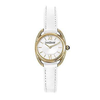 Saint Honore Analog Quartz Women's Watch with Leather Strap 7210263AIT-W