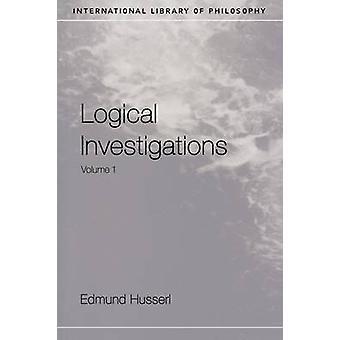 Logische onderzoeken deel 1