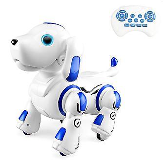 Elektroniset eläin lemmikit Rc Robottikoira, Tanssi, Ääniohjaus, Kosketustaju,