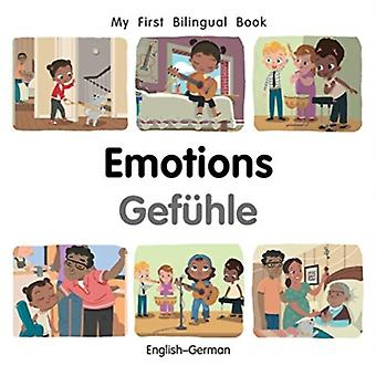 My First Bilingual BookEmotions EnglishGerman by Patricia Billings