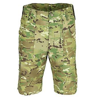 Uutta lastia torjua armeijan Style Multi Pocket Shorts