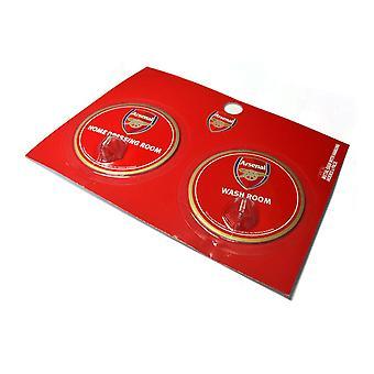 Arsenal Robe Hook Sign 2 -paketti