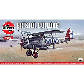 Airfix Bristol Bulldog -mallisarja