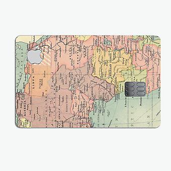Zoomet i Afrika Kart - Premium Beskyttende Decal Skin-Kit For The
