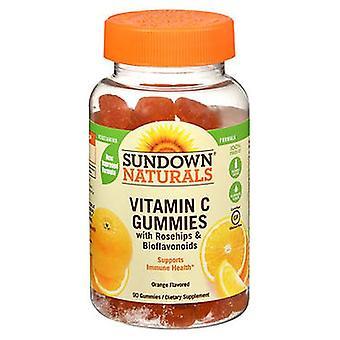 Sundown Naturals Sundown Naturals Vitamin C Gummies, Orange Flavor 90 Vardera