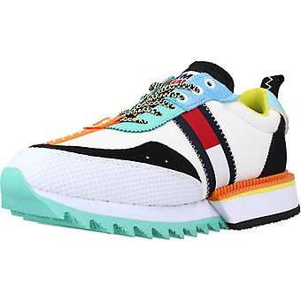 Tommy Jeans Sport / Zapatillas Fashion Tommy Jeans Runn Color Ybrwhite