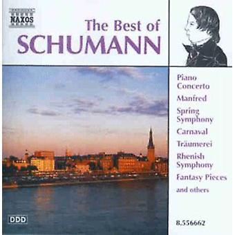 R. Schumann - Best of Schumann [CD] USA import