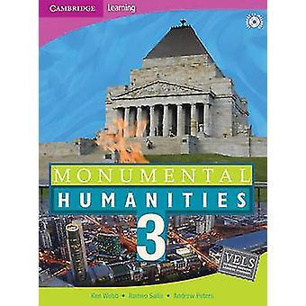 Monumental Humanities 3 with CDROM by Romeo Salla Ken Webb