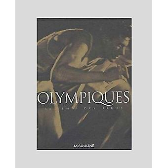 Olympiques is Temps Des Heros by Olivier Margot