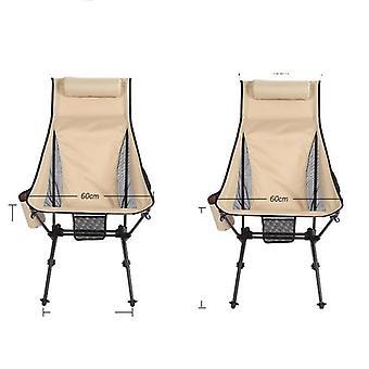 Taittuva retkeilytuoli Moon Chair