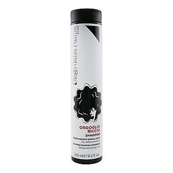 Orgoglioriccio No-frizz Shaping Shampoo (for Curly & Frizzy Hair) - 250ml/8.5oz
