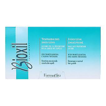 """אמפולה נגד נשירת שיער ביוקסיל Intenso Farmavita (12 x 8 מ""""ל)"""